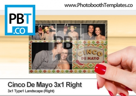 Cinco De Mayo 3x1 Right