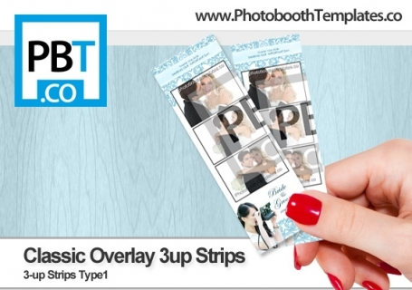 Classic Overlay 3up Strips