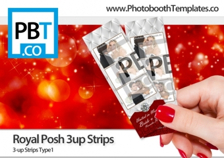 Royal Posh 3up Strips